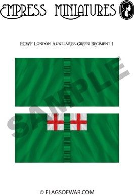 ECW London Auxiliaries-Green Regiment 1