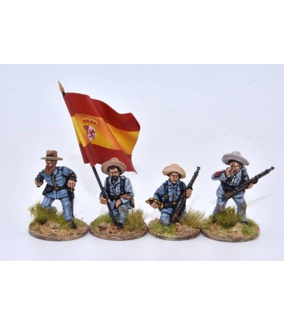 ES2 SPANISH INFANTRY COMMAND GROUP.