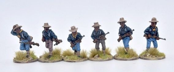 US8SA 9th & 10th Cavalry (Buffalo soldiers)